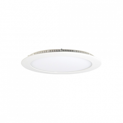 Светильник PL LED SLIM ROUND PANEL 6W 6000K (TEKLED) 165-036062_0